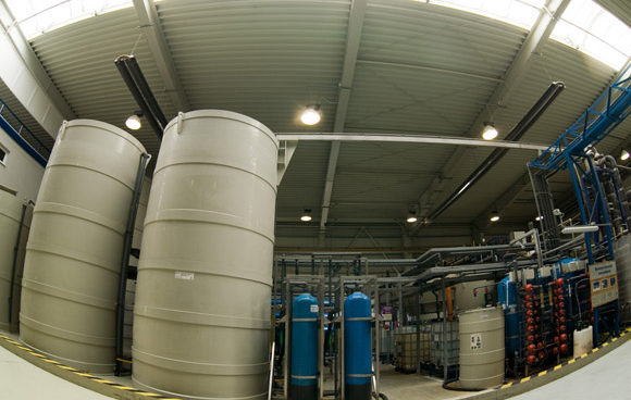 STATE-OF-THE-ART WATER AND WASTEWATER TREATMENT TECHNOLOGIES